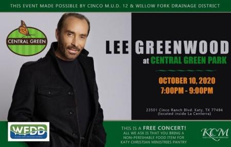 Free Concert coming to Willow Fork Drainage District's Central